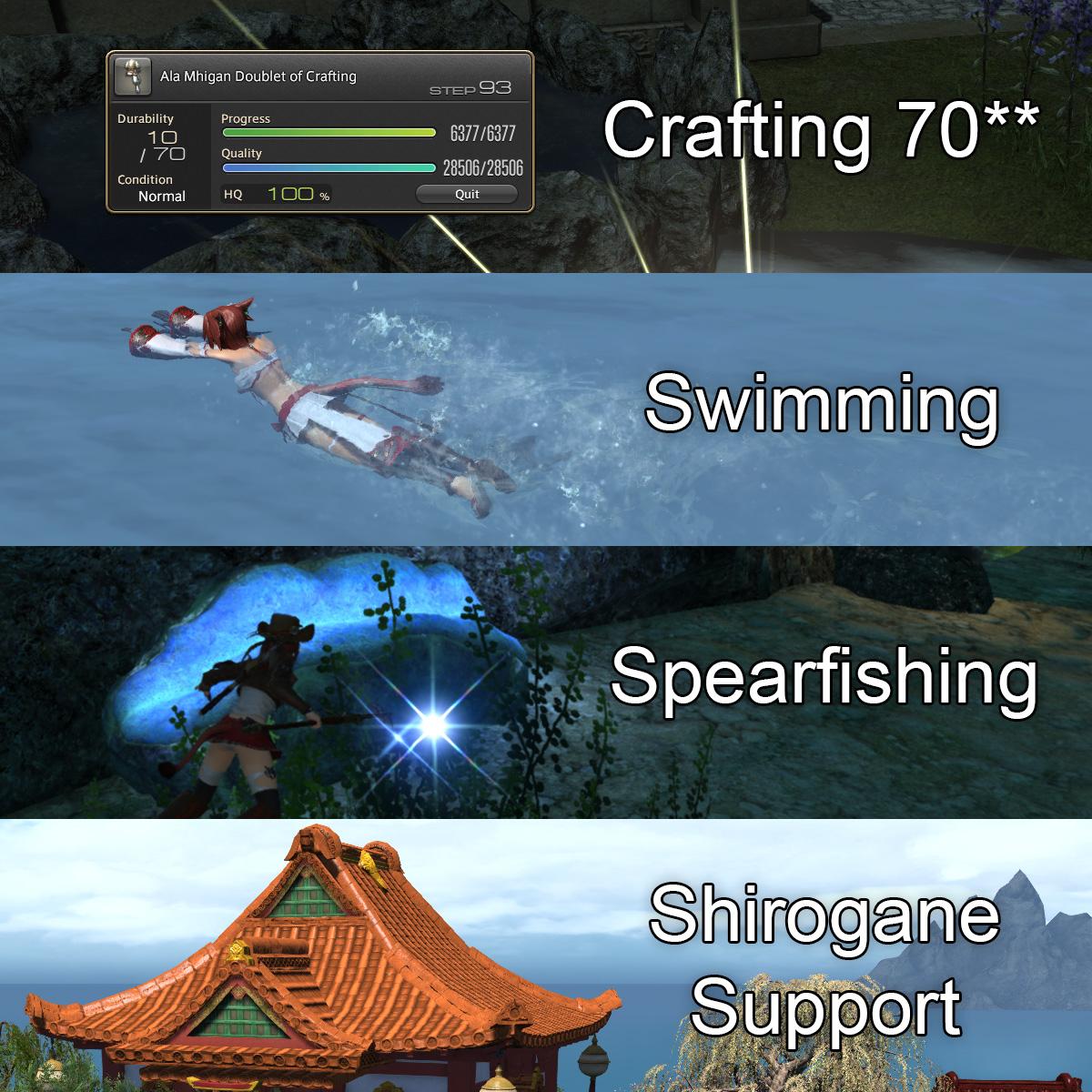 Stormblood Upgrade Stage 2